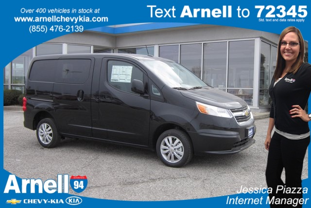 New Chevrolet City Express 1LT