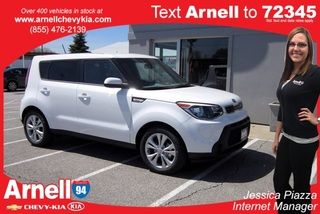 New Kia Soul Plus